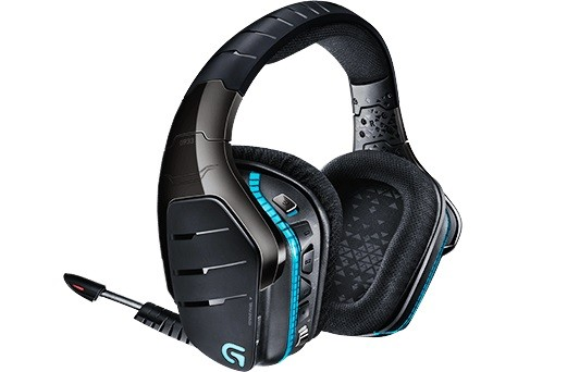 Auriculares Logitech G933 RGB Wireless Gaming 7.1