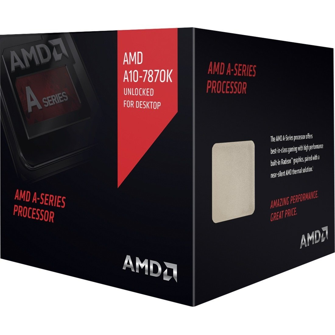 MICRO AMD FM2 X4 A10-7870K 4,1GHZ BOX