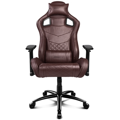 SILLA GAMING DRIFT DR450BW MARRON