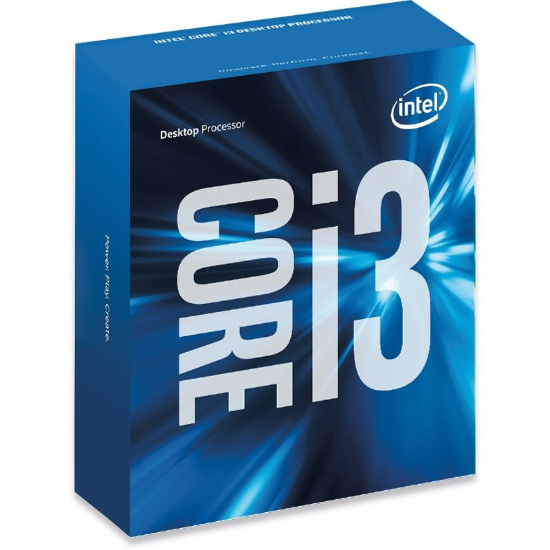 CPU INTEL I3 7100 Socket 1151 KABY LAKE 7ªGn 3.9Ghz 3M DUAL CORE  iGPU 51W