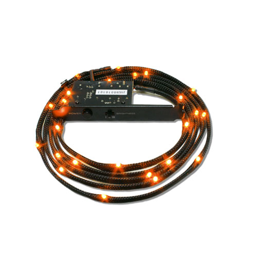 CABLE LED PARA CAJA NZXT NARANJA 2M CB-LED20-OR
