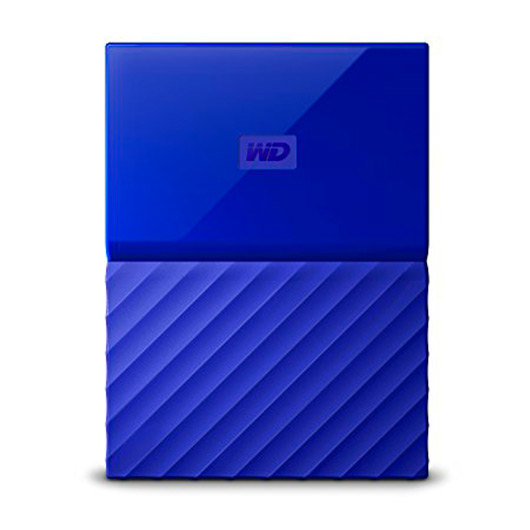 HD EXT USB3.0 2.5  4TB WD MY PASSPORT AZUL