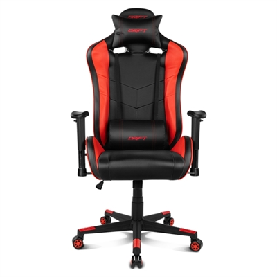 Drift Silla Gaming DR85 Black/Red