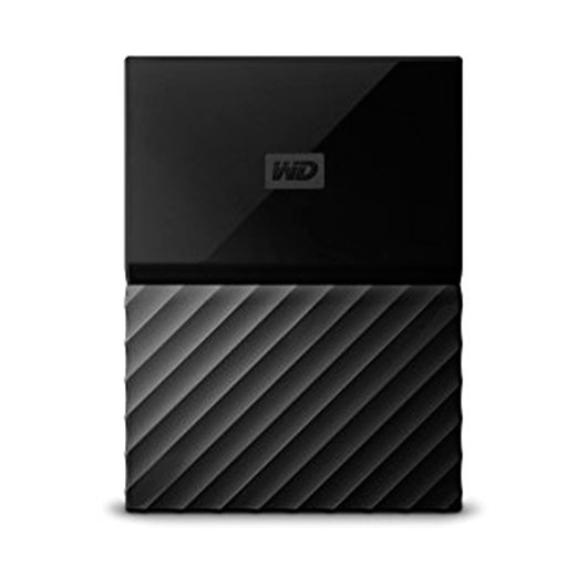 HD EXT USB3.0 2.5  4TB WD MY PASSPORT NEGRO