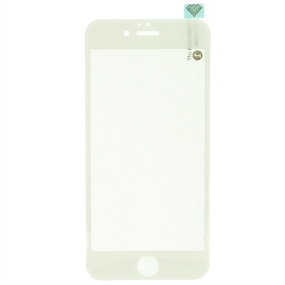 X-One Cristal Templado 3D iPhone 6 Blanco