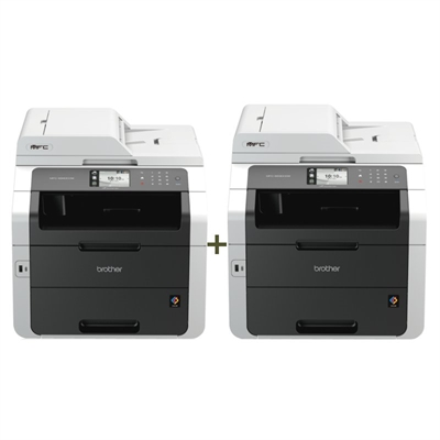 Brother MFC-9330CDW +  MFC-9340CDW LED color