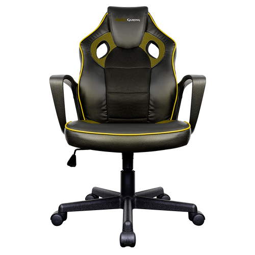 SILLA GAMER MARS GAMING MGC0BBL COLOR NEGRO/AMARILLO
