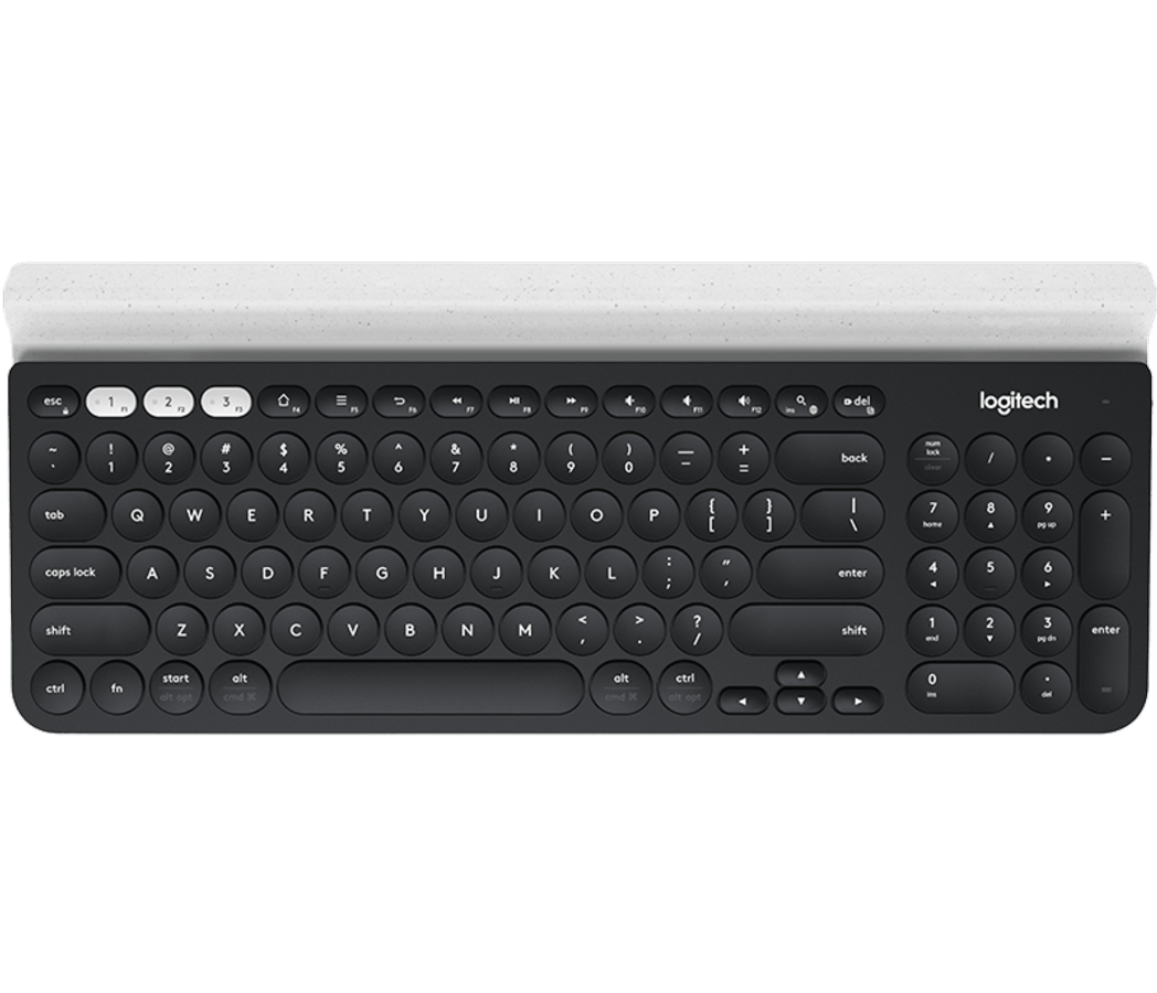 TECLADO BLUETOOTH K780 MULTI DISPOSITIVO