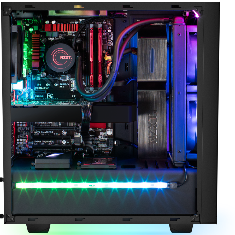 NZXT Kit Iluminación LED HUE+ Plus
