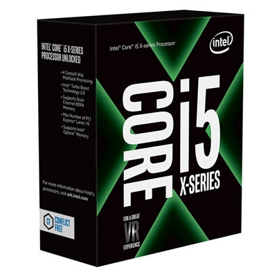 Intel Core i5 7640X 4.0Ghz 6MB 2066 BOX