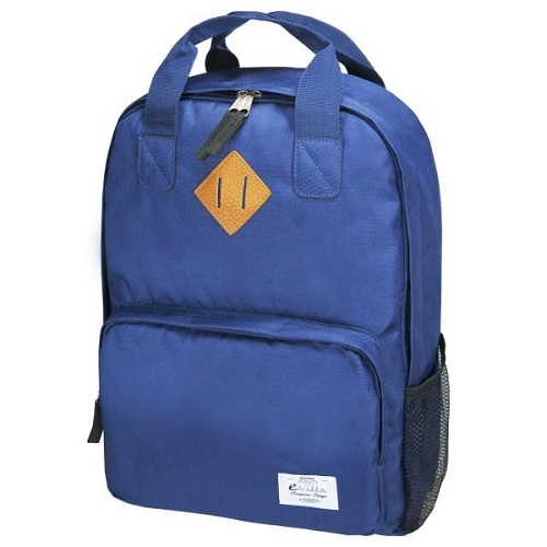 BOLSA-MOCHILA PORTATIL  16 EVITTA STYLE BACKPACK DARK BLUE EVBP001009