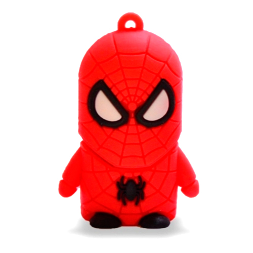 MEMORIA USB TECH ONE TECH HEROES SPIDERMAN 16GB