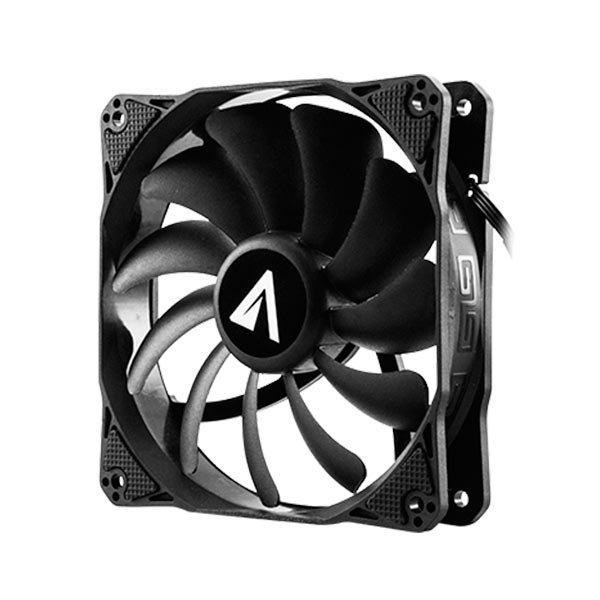 VENTILADOR ABYSM GAMING BREZZE NEGRO 120MM 19dBA