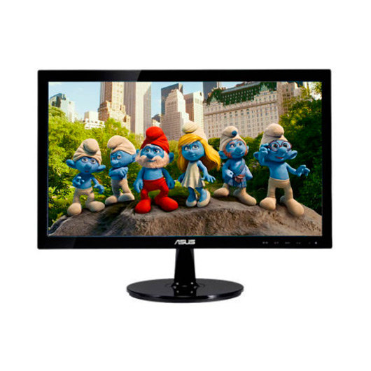 MONITOR LED 19.5  ASUS VS207DF NEGRO