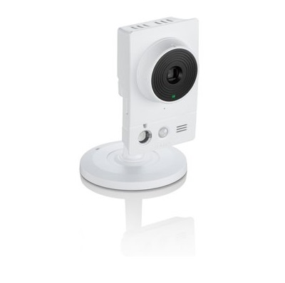 CAMARA IP WIFI D-LINK DCS-2210L 300MB 2 WAY AUDIO FULLHD POE PASIVO DETECCION DE MOVIMIENTO MOBILE VIEW MICROSD SLOT