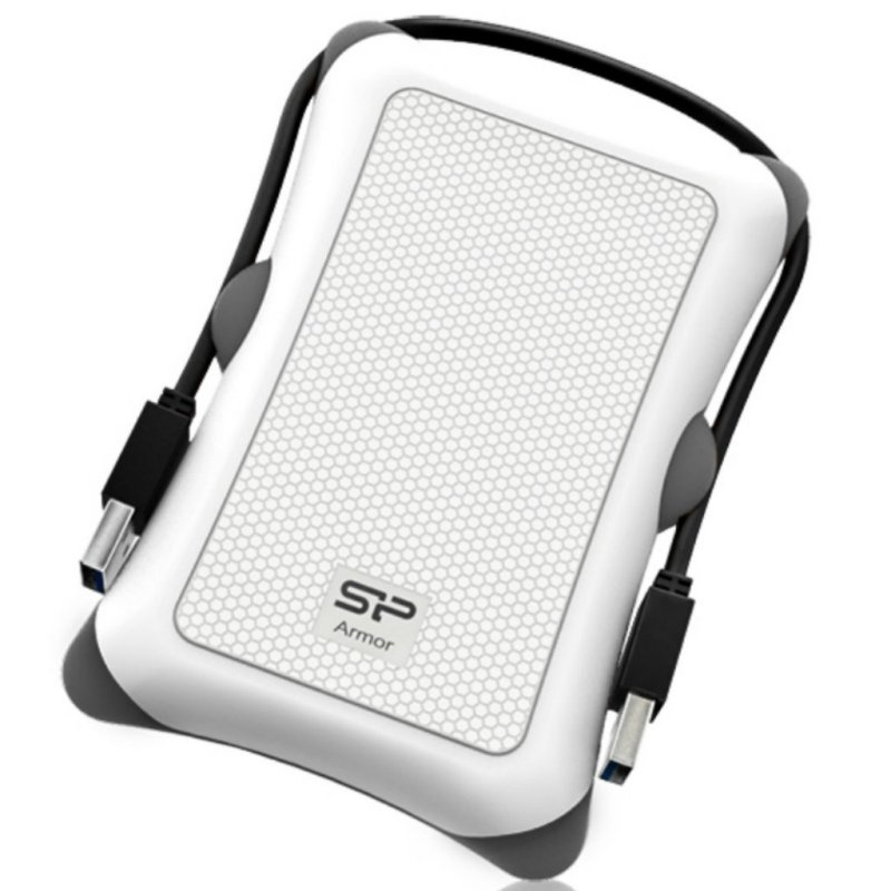 Silicon Power  HD A30 2TB 2.5 USB 3.0 Blanco