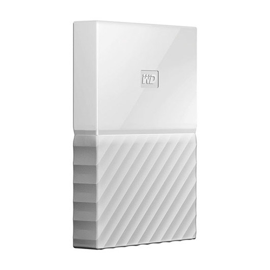 HD EXT USB3.0 2.5  4TB WD MY PASSPORT BLANCO