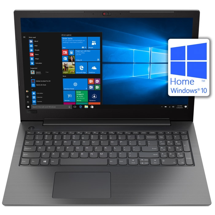 PORTATIL LENOVO V130-15IKB i3-7020U 15.6FHD 4GB 256SSD W10 (PRIVACY COVER FOR CAMERA)