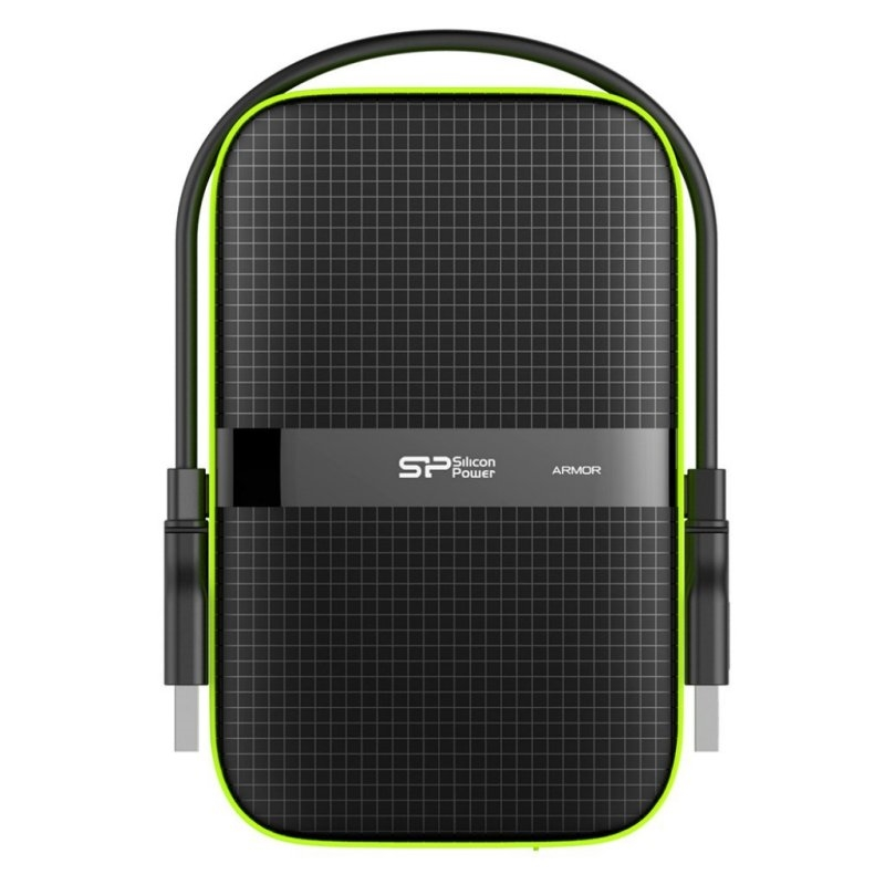 Silicon Power  HD A60 2TB 2.5 USB Resistente agua