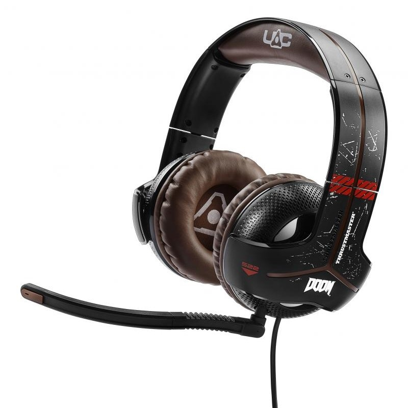 Auriculares Thrustmaster Y-300CPX Doom Ed-PS4/PS3