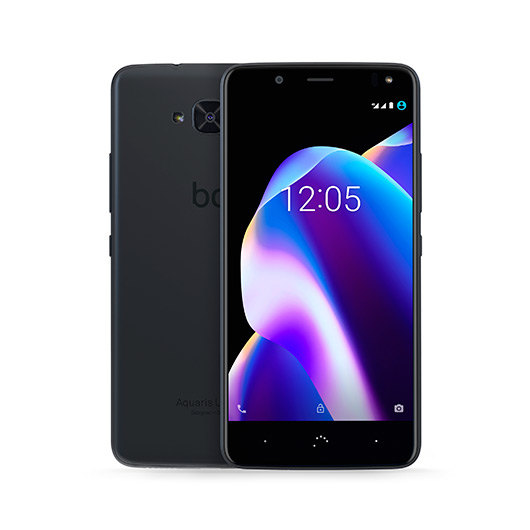 MOVIL BQ AQUARIS U2 LITE 2GB 16GB NEGRO