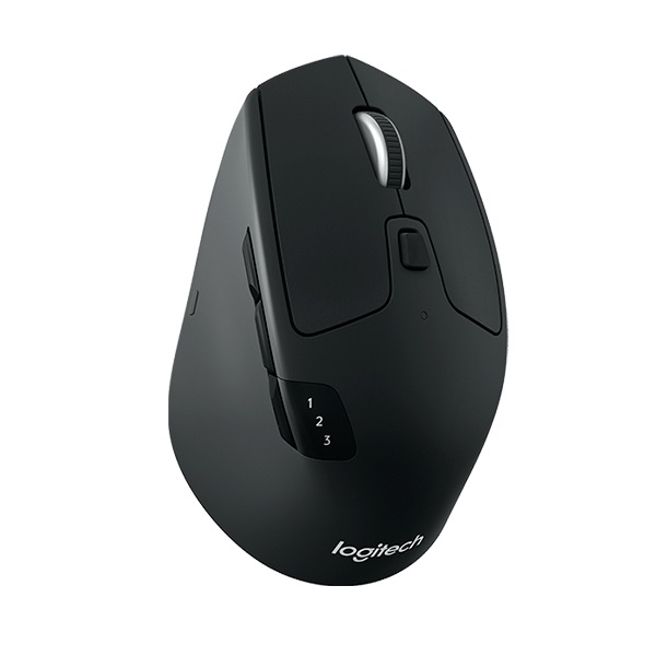 MOUSE LOGITECH M720 TRIATHLON WIRELESS UNIFYING y BLUETOOTH 3 DISPOSITOVOS (MULTI COMPUTER) P/N: 910-004791