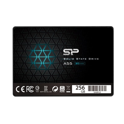 SP Ace A55 SSD 256GB 2.5 7mm Sata3