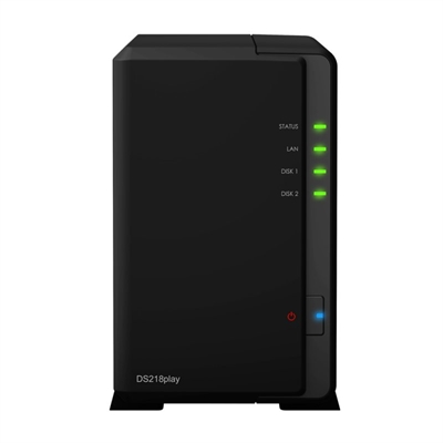 SYNOLOGY DS218Play NAS 2Bay Disk Station