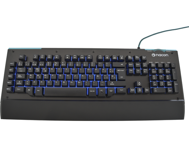 Teclado Nacon Gaming CL-510 SP