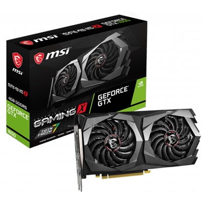 MSI VGA NVIDIA GTX 1650 GAMING X 4GB DDR5