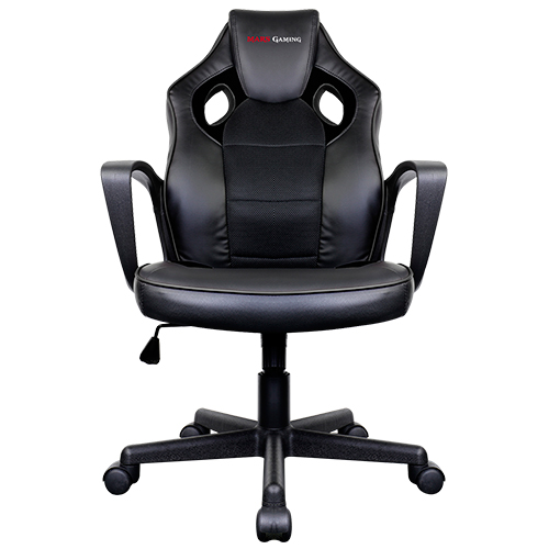 SILLA GAMER MARS GAMING MGC0BBL COLOR NEGRO