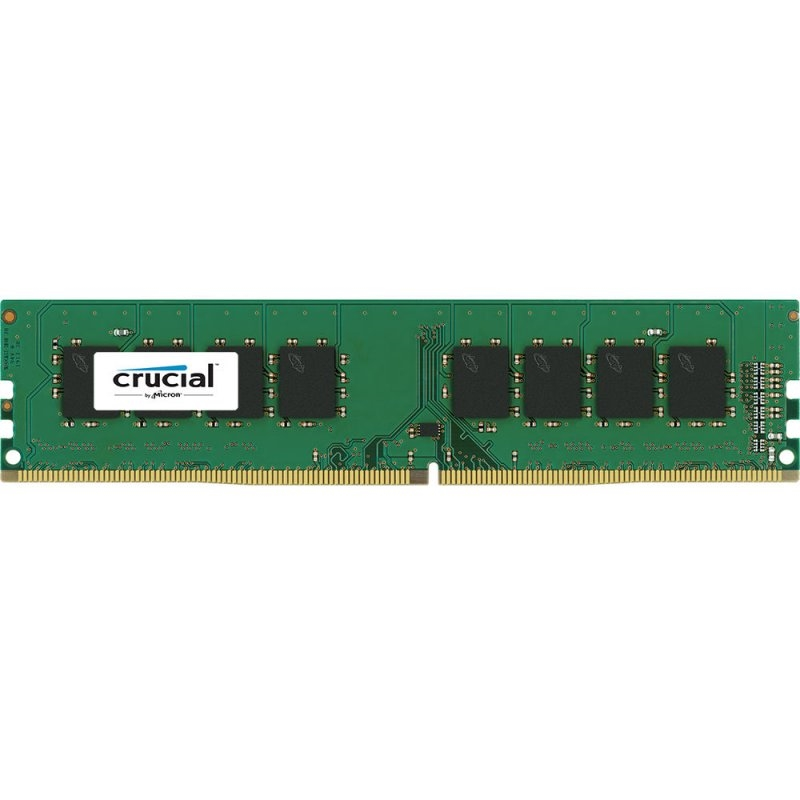 Crucial CT4G4DFS824A 4GB DDR4 2400MHz PC4-19200