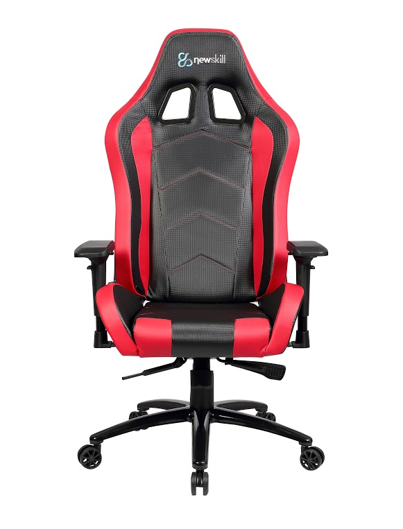 Silla Gaming Takamikura Carbono Edition - Roja