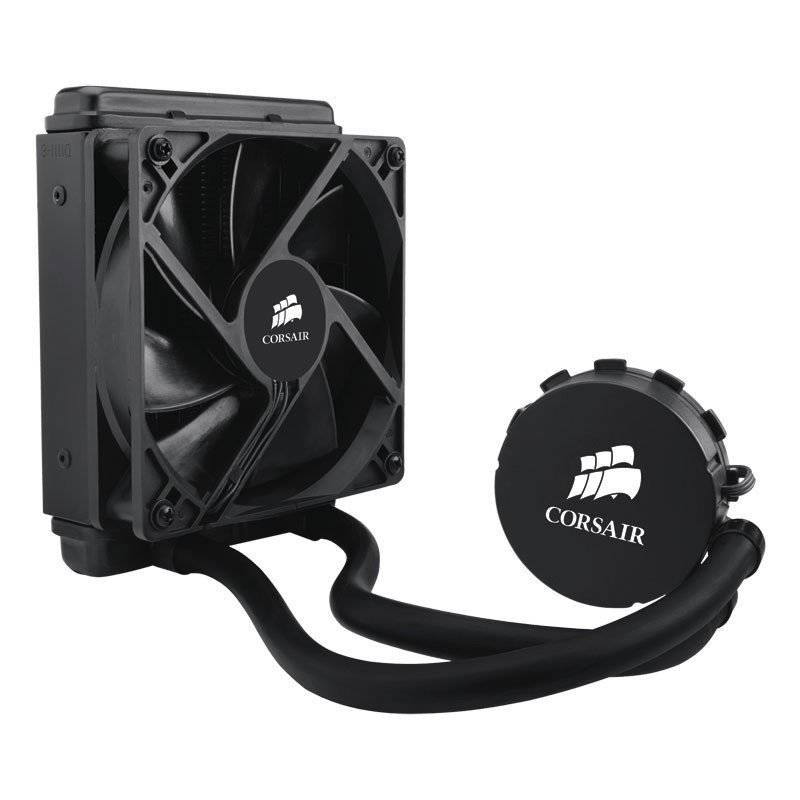 REFRIGERADOR LIQUIDO CPU CORSAIR  H55 (120mm) CW-9060010-WW