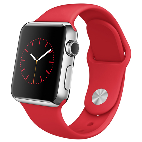 Apple Watch 38mm Sport Rojo