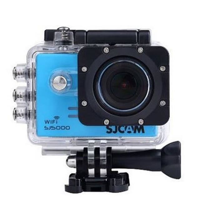 CAMARA VIDEO SJCAM SJ5000 WIFI BLUE V2.0