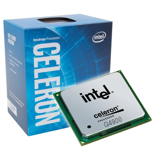 Intel Celeron G4900, Dual Core, 3.10GHz, 2MB, LGA1151, 14nm, 51W, VGA, BOX