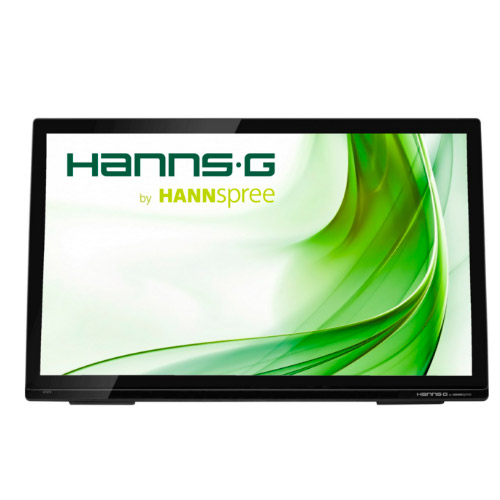 MONITOR 27' TACTIL HANNS HT273HPB  10 PUNTOS TOUCH  WIN8 1920 x1080 300cd/m2 80,000,000:1 8MS  178°/178°