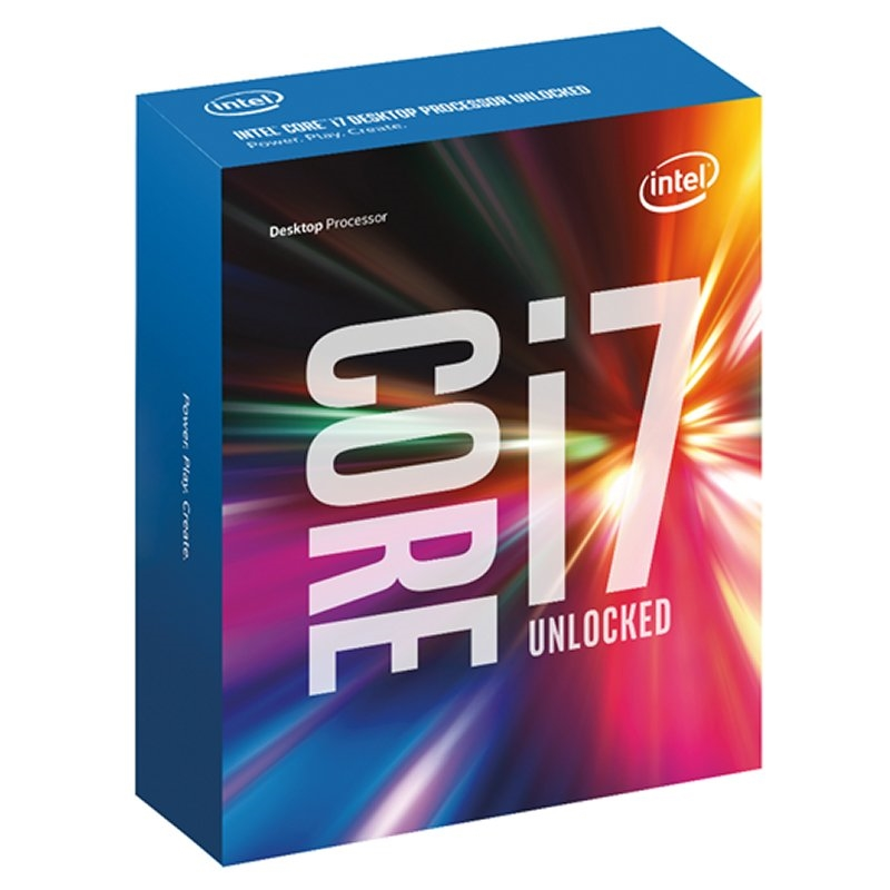 Intel Core i7 7700K 4.2Ghz 8MB 1151 BOX Sin Ventil