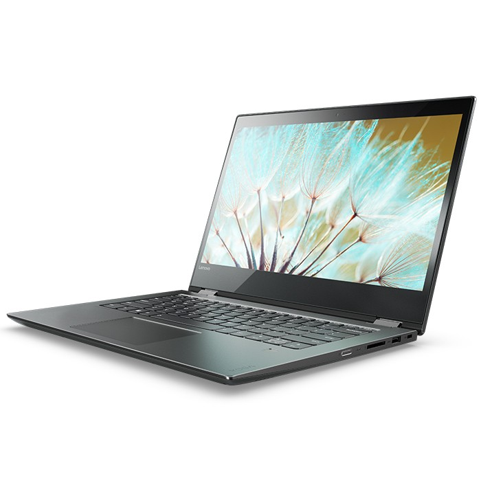 PORTATIL LENOVO YOGA 520-14-IKB i3-7100U 14TACTIL 8GB 256SSD GeFORCE 940MX-2GB USB-C W10