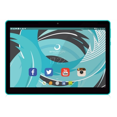 "Brigmton Tablet 10"" IPS  BTPC-1019 16GB QC Azul"