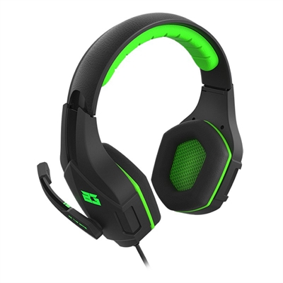 AURICULARES C/MICROFONO B-MOVE VICKER GAMING JACK3.5MM NEGRO