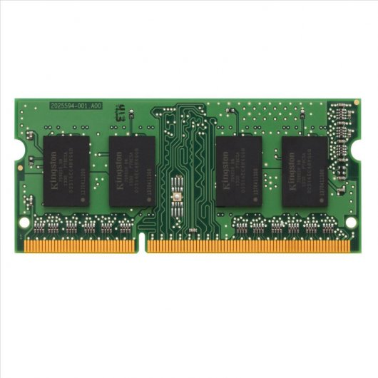 MEMORIA SODIMM DDR4 8GB PC4-17000 2133MHZ KINGSTON CL15 1.2V KVR21S15S8/8