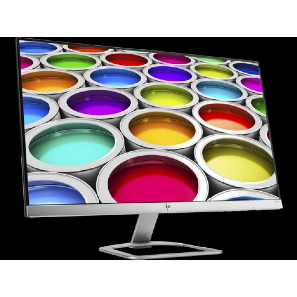 MONITOR 27 HP 27EA MULTIMEDIA VGA HDMI  FULLHD 1920 x 1080 a 60 Hz 7MS 250CD/M2 COLOR PLATA NATURAL