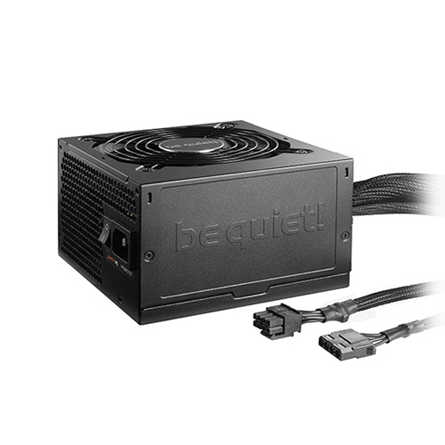 be quiet! System Power 8 Retail 500W 80plus