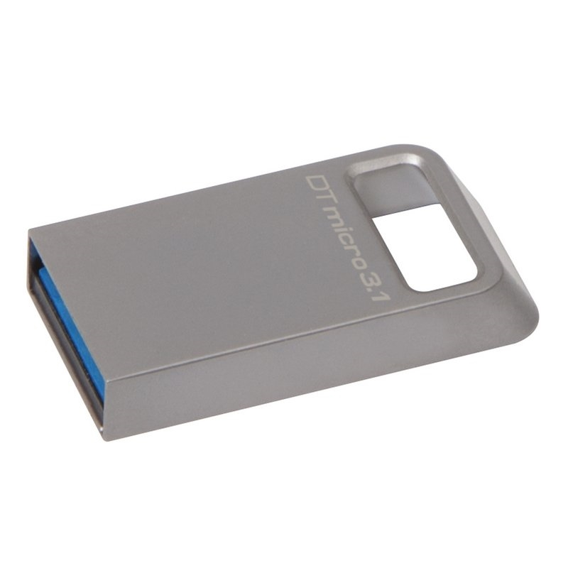 Kingston DTMICRO DTMC3/128GB USB 3.0/3.1 Metálico