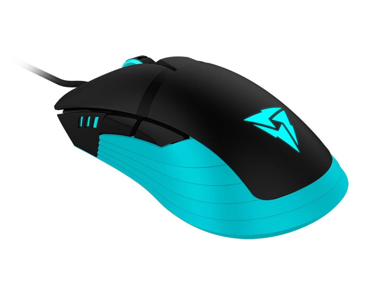 Mouse gaming PRO THUNDERX3 RM5 HEX PMW3325 5000DPI Software HEX 6 Botones