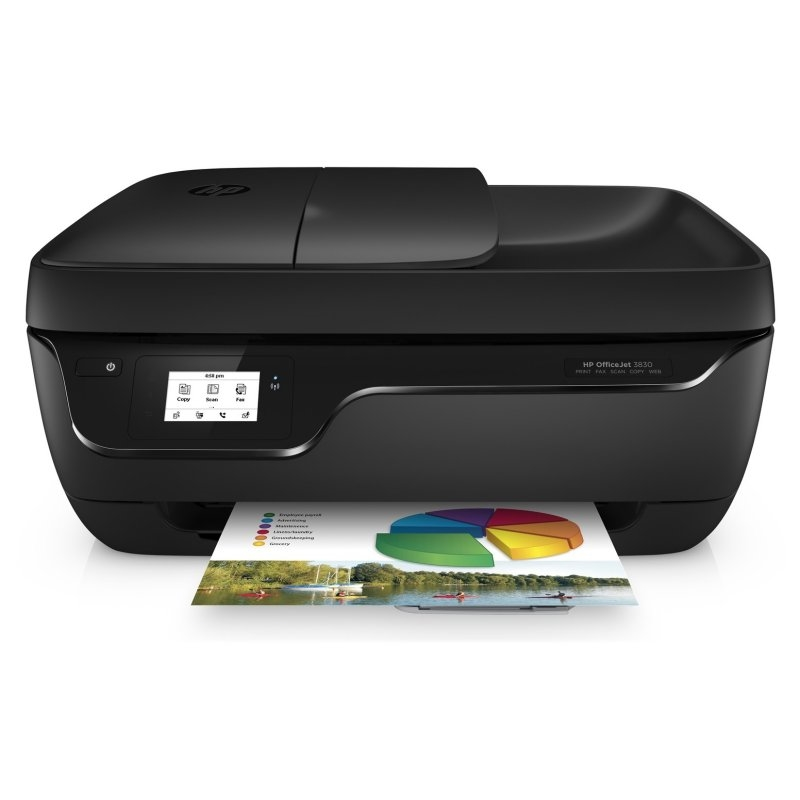 IMPRESORA HP DESKJET MULTIFUNCION 3832 ALL IN ONE WIFI Impr fotocp escán F5S01B