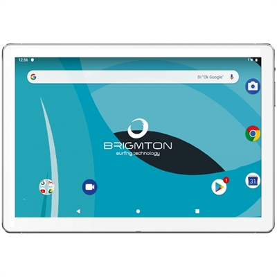 "Brigmton Tablets 10""IPS HD OCore 3GB RAM 32GB B"