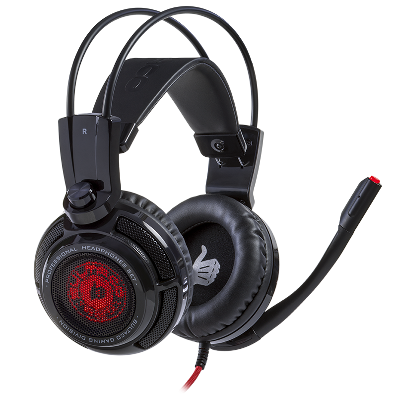 Auriculares Bultaco Tech 7.1 Lobito GT 301 Gaming division